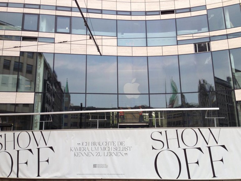 Apple Store Düsseldorf im Kö-Bogen eröffnet am 14. Dezember