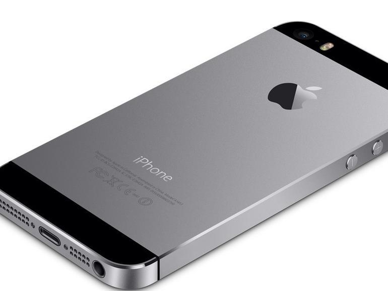 iPhone 5s das meistgekaufte Smartphone in den USA
