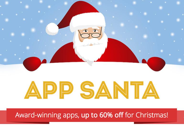 App Santa: iOS-Entwickler senken App-Preise