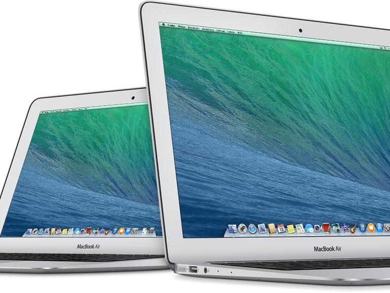 MacBook Air Mid 2014: Langsamerer Flashspeicher als Tribut an niedrigeren Preis?