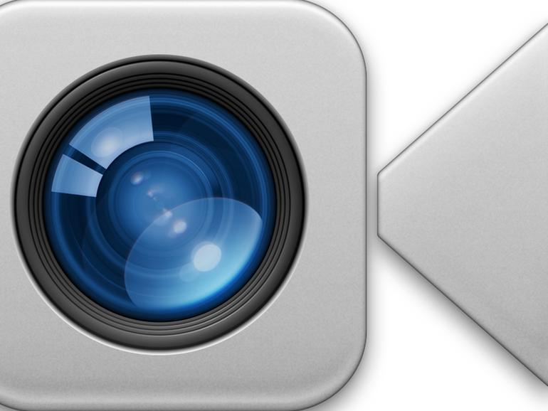 how to turn facetime camera on on mac