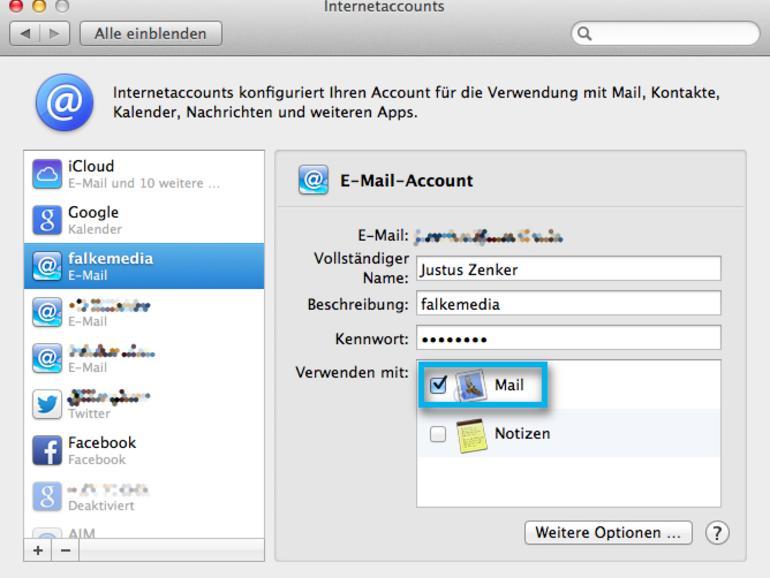 So ändern Sie Die Sortierung Ihrer Mail Accounts In Mail Mac Life