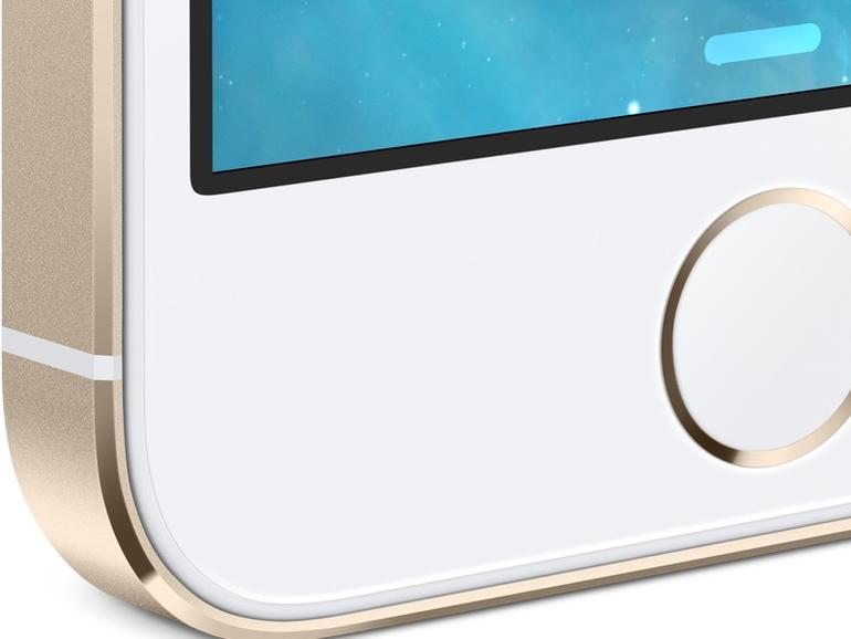 So sieht ein brennendes iPhone 5s aus