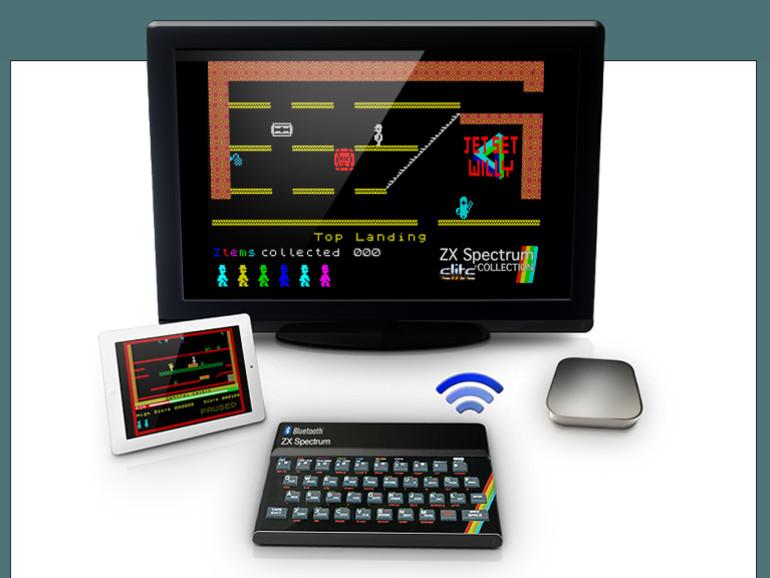 Kickstarter-Projekt: Bluetooth-ZX-Spectrum-Tastatur für iOS