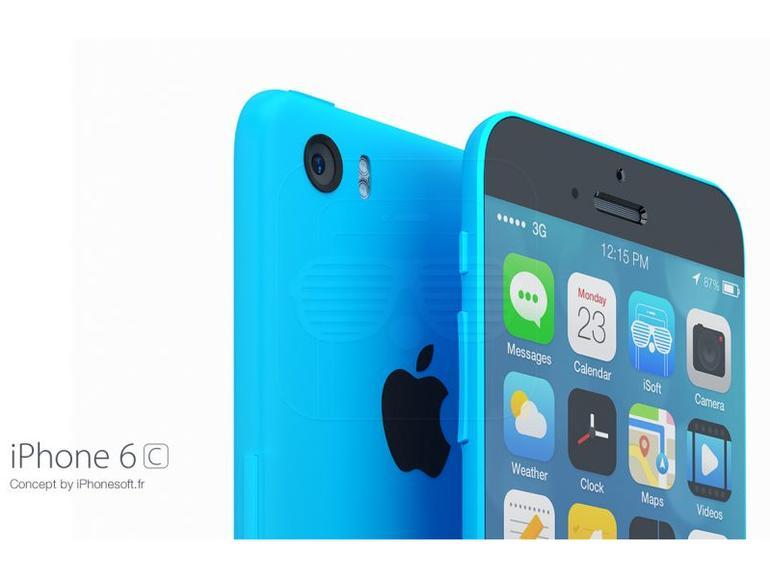 iPhone 6: Konzeptzeichnungen zeigen 4,7- und 5,7-Zoll-Varianten