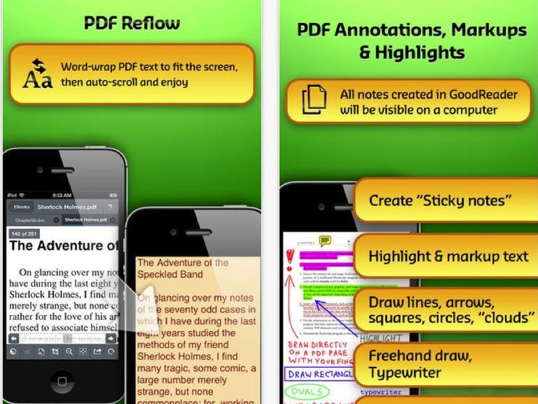 Neue Features, frische Optik und endlich mit iOS 7 kompatibel