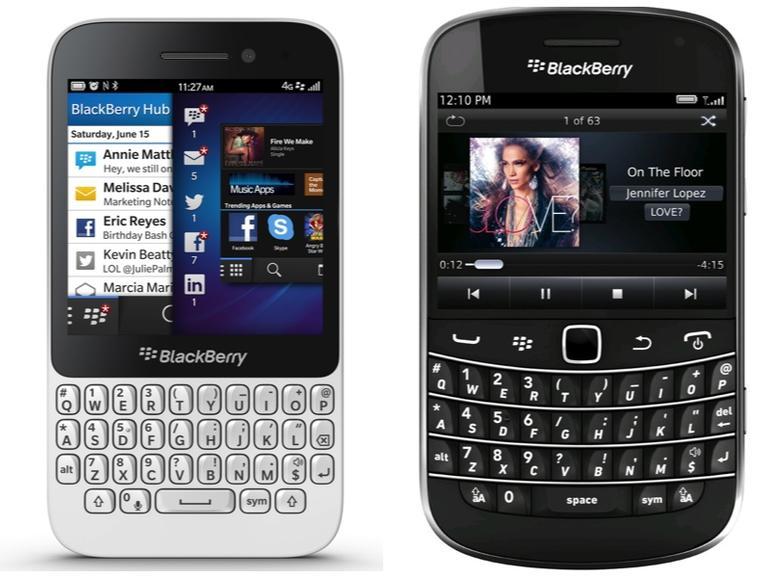 Neuer BlackBerry-CEO will zurück zu Hardware-Tastaturen