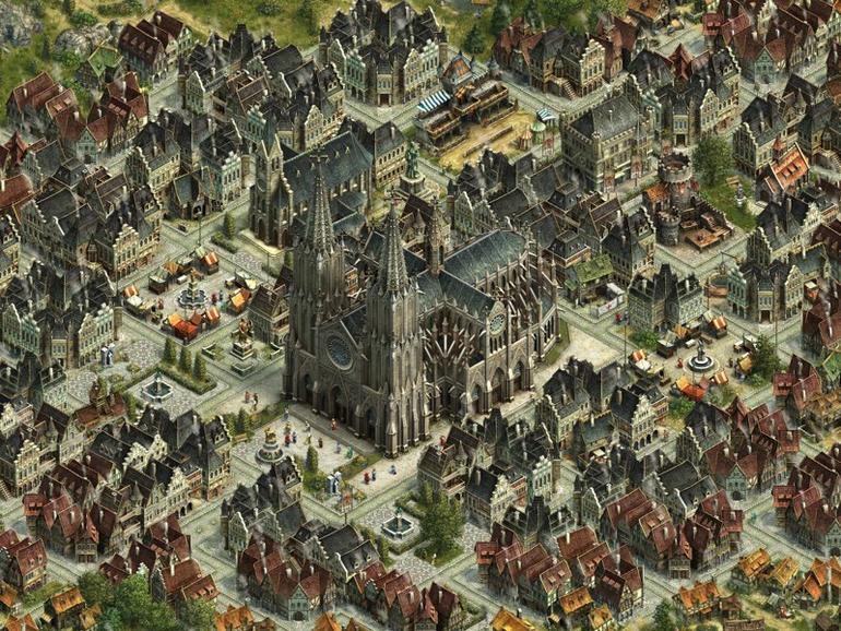 Die Anno-Spieleserie im Überblick