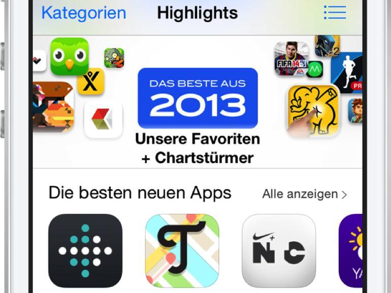 Apple geht gegen falsche Bewertungen im App Store vor