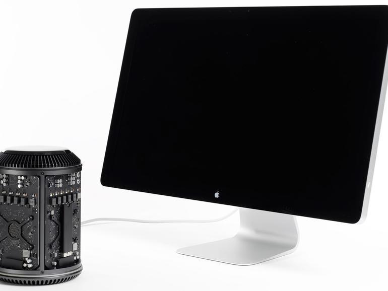 Test: Der neue Mac Pro in der Praxis