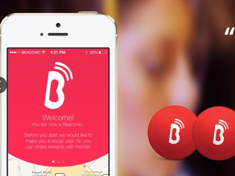 iBeacon kaufen: Beaconic bietet Starter-Kit für 249 Euro an