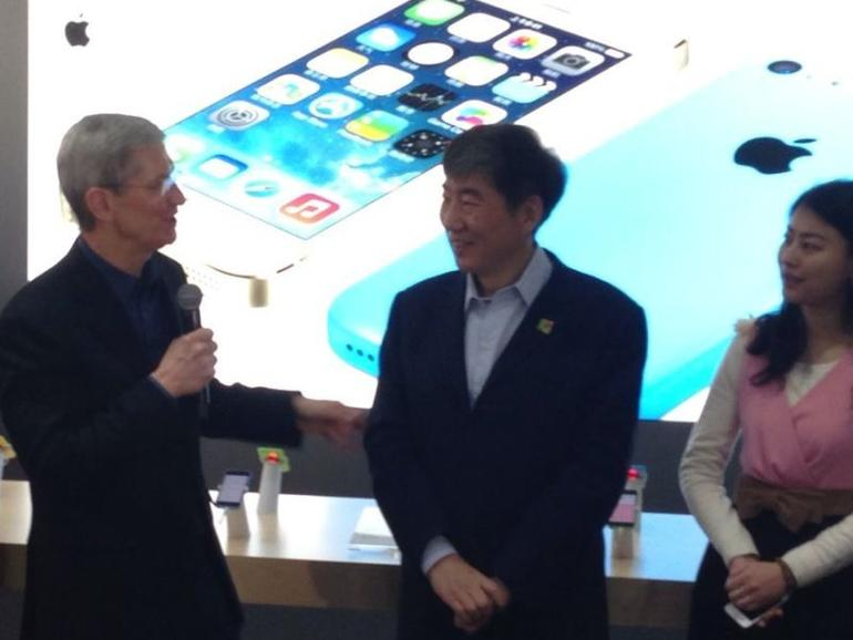 Smartphones in China: Das iPhone als Kriegserklärung