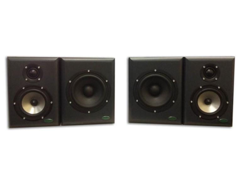 Unity Audio Pebble und Bam-Bam - Aktiv-Monitore
