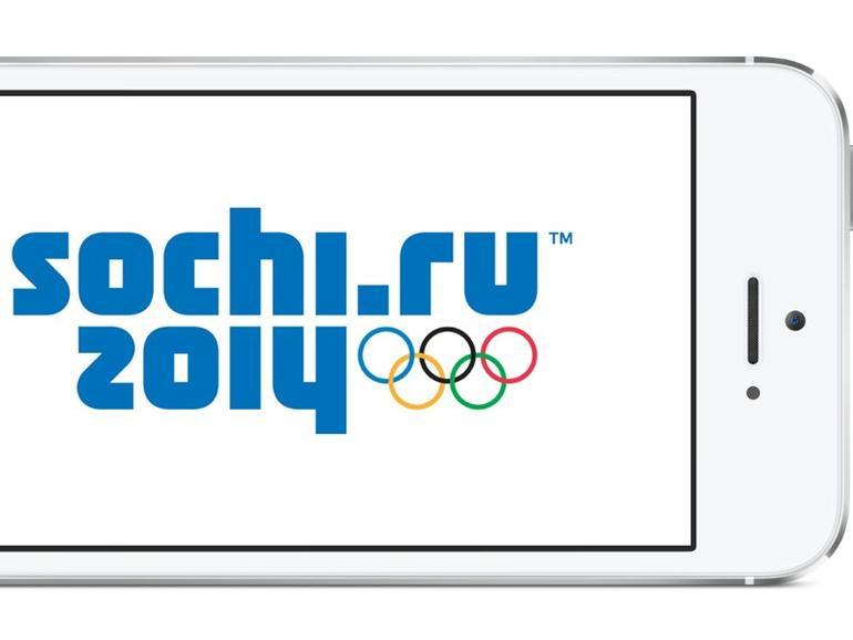 Olympische Winterspiele 2014 in Sotschi: Mit diesen Top-Apps sind sie immer mit dabei