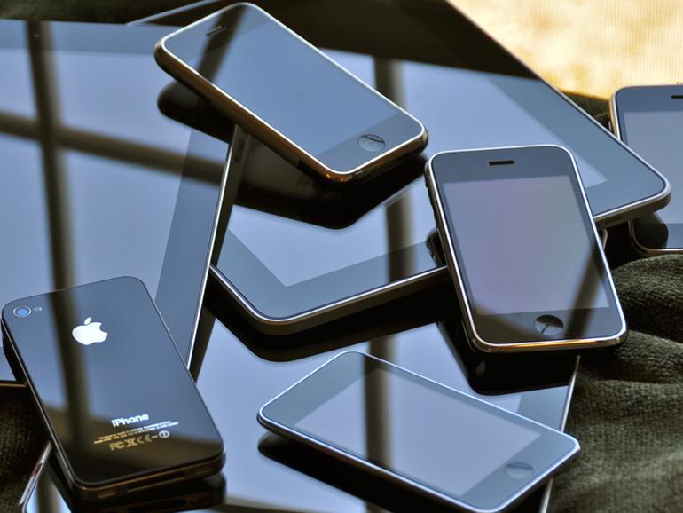 Unmengen alter iPhones: Der vergessene Milliardenschatz