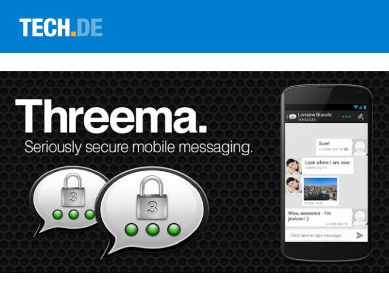 [Lesetipp] Threema: Kampfansage gegen die Übermacht von WhatsApp