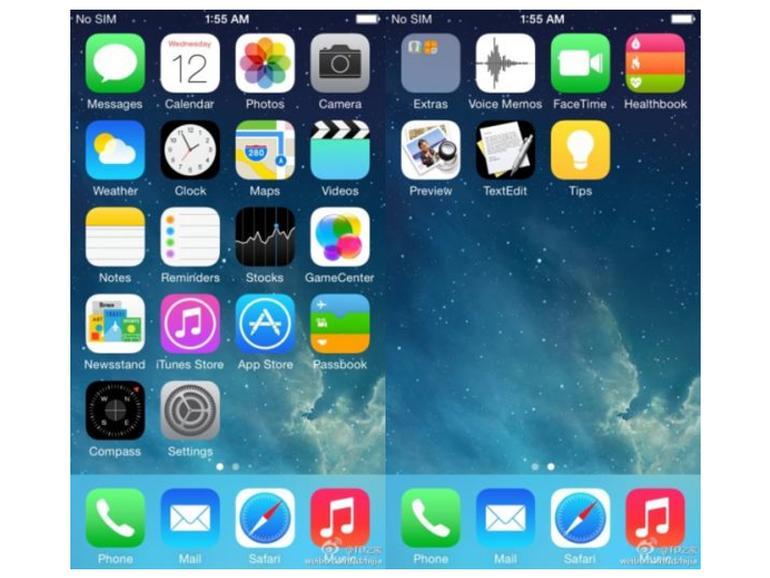 iOS 8: Hauptsächlich Feintuning statt vieler neuer Funktionen?