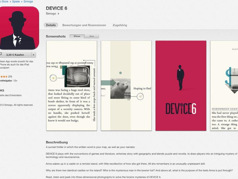 Indie Game Showcase: Apple stellt iOS-Spiele unabhängiger Entwickler vor
