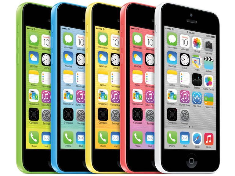 Das Märchen vom iPhone 5c als Flop