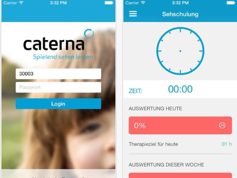 Netzfundstück: App auf Rezept