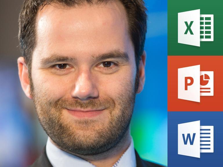 Excel & Co. auf dem iPad: 3 Fragen an den Office-Chef von Microsoft Deutschland