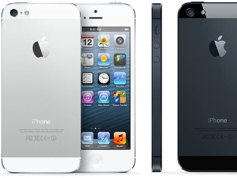 Apple startet kostenloses Austauschprogramm für iPhone 5-Standby-Taste