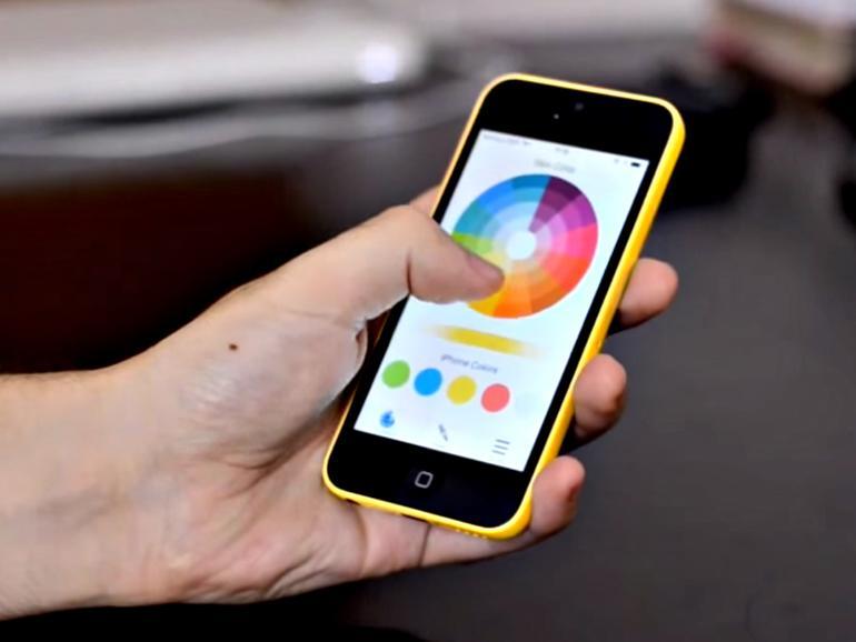 iPhone 6c: Konzeptvideos verwandeln das Apple-Smartphone in ein Chamäleon