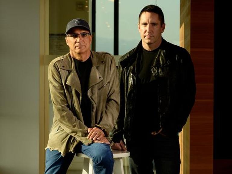 """Im Zuge der Beats-Übernahme: Wird auch Trent """"Nine Inch Nails"""" Reznor zum Apple-Mitarbeiter?"""