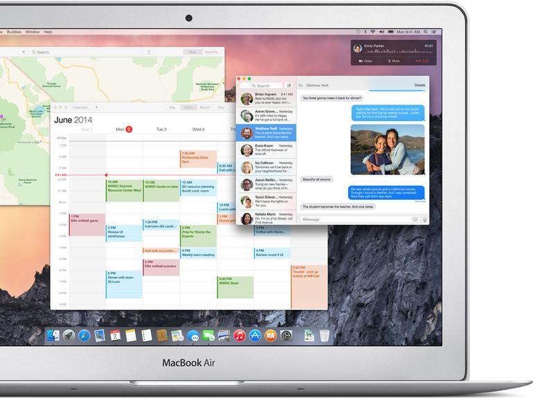 Apple veröffentlicht Yosemite-Design-Video der WWDC auf YouTube