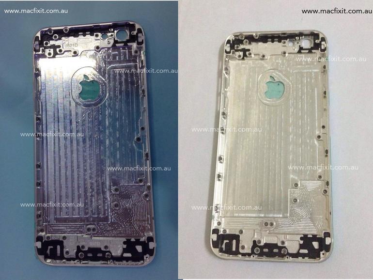 iPhone 6: Weitere Fotos von Vorder- und Rückseite aufgetaucht