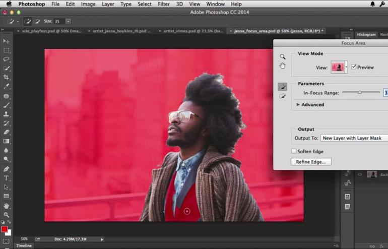 e925e798414a Creative Cloud 2014: Adobe aktualisiert Photoshop, InDesign & Co ...