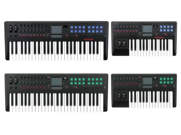 Triton taktile - Synthesizer und Controller