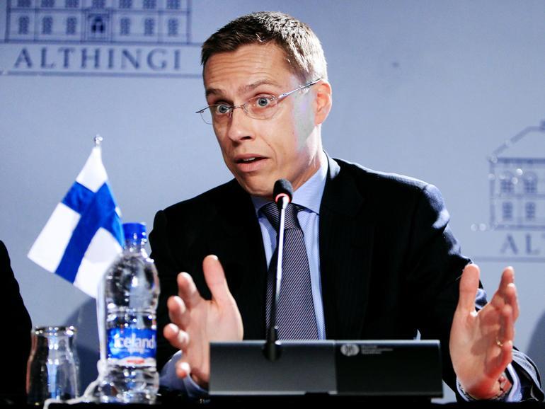 Apple trieb Finnland in die Krise