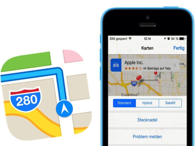 Bei Anruf Maps: Apple verifiziert Adressänderungen in Karten-Dienst telefonisch