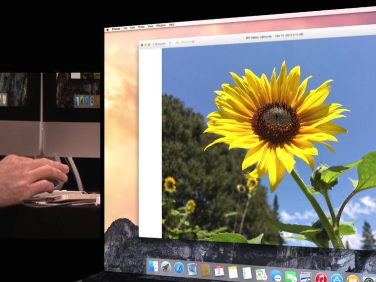 Aperture- und iPhoto-Nachfolger: Apple-Store-Angestellte sollen neue Fotos-App testen