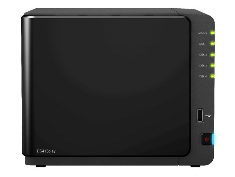 Test: DiskStation DS415play, das XXL-Multimedia-NAS von Synology