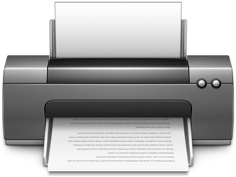 Dateien mit einem Klick drucken