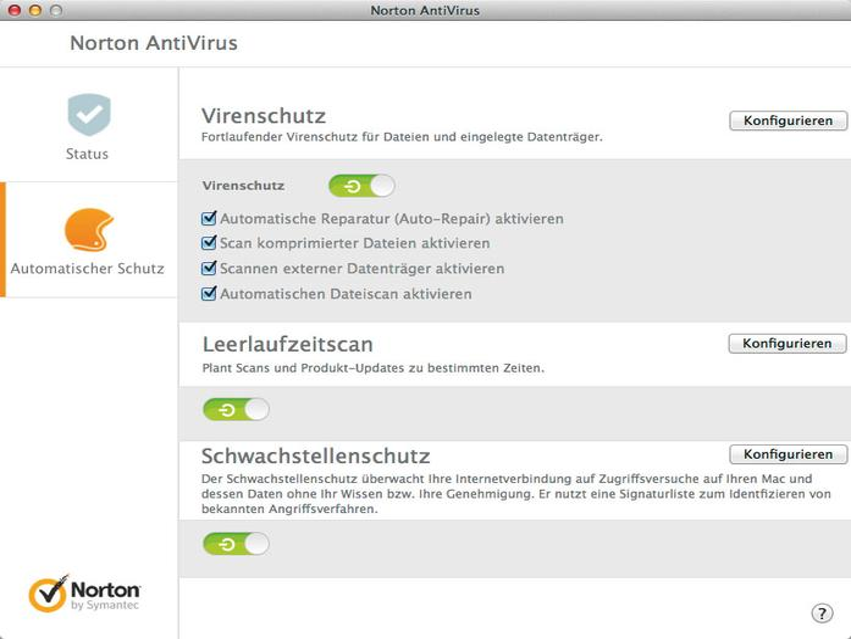 Im Test: Norton Antivirus 12   Mac Life