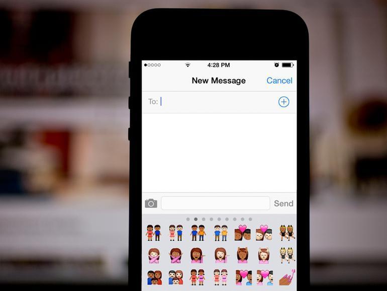 Apple plant multiethnische Emojis: Weg vom weißen Mann hin zur multikulturellen Vielfalt
