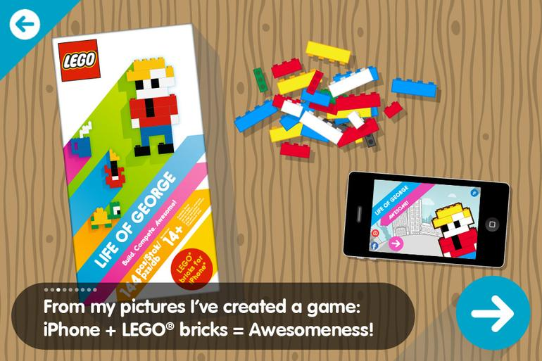 Test: LEGO Life of George - kreatives Klötzchenspiel mit App-Integration