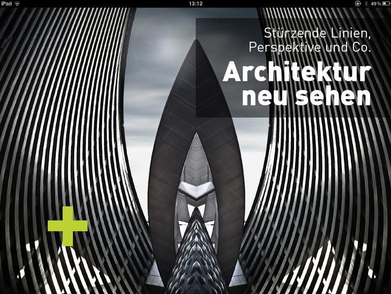 Architektur richtig inszenieren