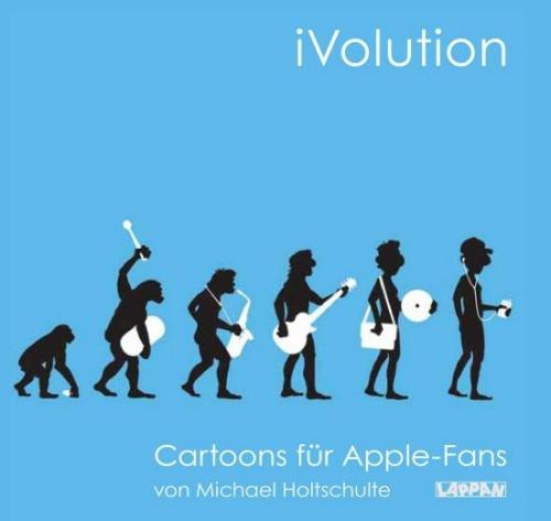 iVolution: Cartoons für Apple-Fans