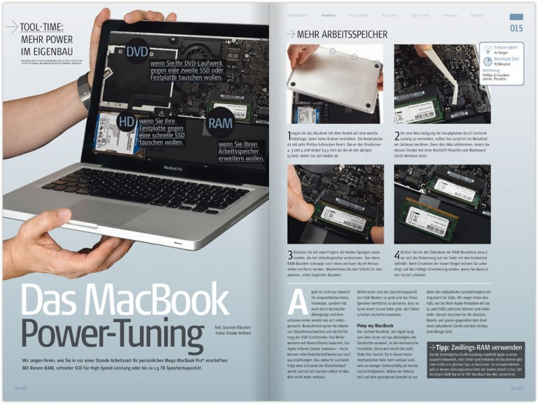 MacBook Power-Tuning