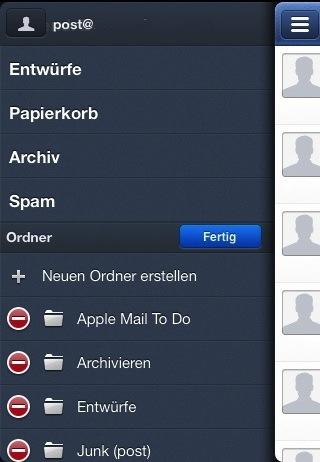 Ausprobiert: Sparrow 1.2, alternativer E-Mail-Client für das iPhone
