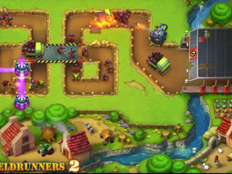 Fieldrunners 2 angekündigt: iOS-Spieleklassiker erhält Fortsetzung