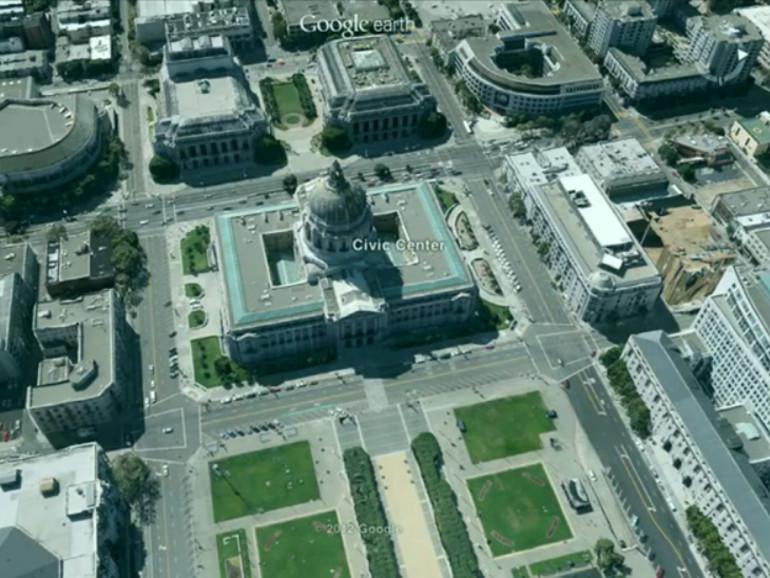 Google präsentiert neue 3D-Maps-Funktion