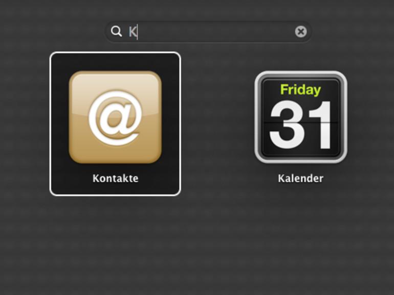 OS X Mountain Lion: Die neuen Dashboard-Funktionen im Überblick