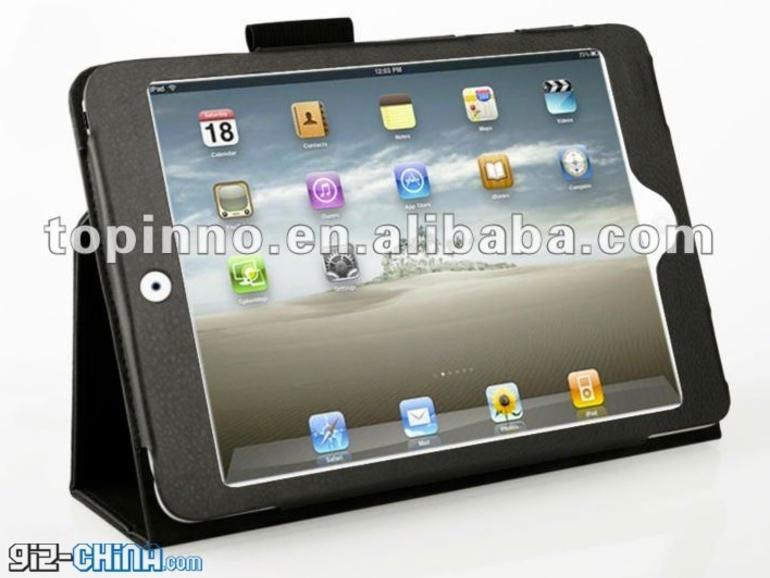 iPad mini: Erste Schutzhüllen sind deckungsgleich zur aktuellen Gerüchtelage