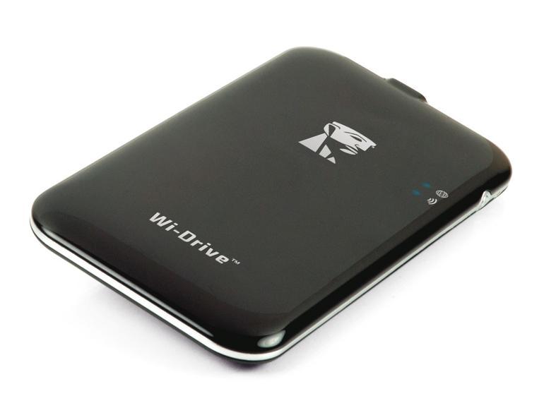 Kingston Wi-Drive, ext. 32 GB Flash-Speicher