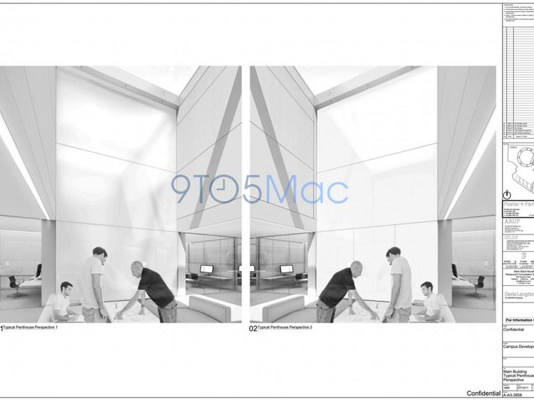 Neuer Apple Campus: Neue Bilder zeigen erste Details